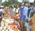 Khadi exhibition and Khadi Kareegar Sammelan inaugurated in Varanasi to strengthen artisans and traditional arts